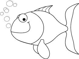 fish clipart black and white. Plain White Tropical20fish20black20and20white20clipart For Fish Clipart Black And White A