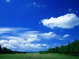 蓝天白云_壁纸_蓝天白云图片高清-回车桌面