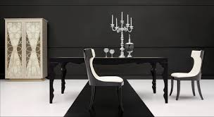 marvelous italian lacquer dining room furniture. dining room table marvellous rectangle classic wood black lacquer with 2 chairs ideas marvelous italian furniture