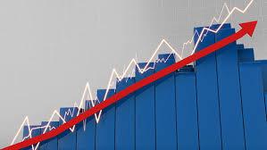 Rising Bar Chart