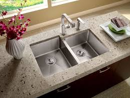 stainless steel undermount kitchen sink