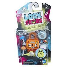 Набор Lock Stars <b>Замочки с секретом</b> в ассортименте E3103EU2 ...