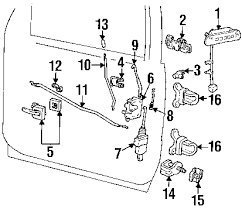MJ01425 1997 ford aerostar fuse box 1997 find image about wiring diagram,