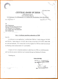 7 Authorized Letter To Bank Time Table Chart