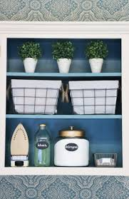 Easy Laundry Room Makeovers Diy Laundry Room Makeover Sincerely Sara D
