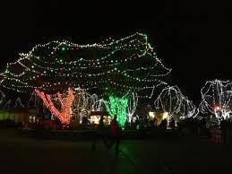 Oglebay Lights Radio Station Seasonal Light Displays Attract Visitors News Herald