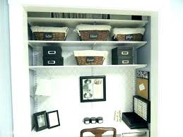 organized office closet.  Closet Organizing An Office Closet Organization Storage Bin  Bins For Shelves Cozy On Organized Office Closet