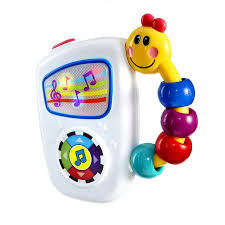 Baby Einstein Take Along Tunes Musical Toy - Walmart.com