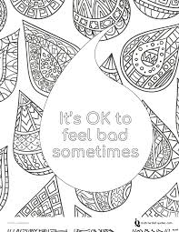 Included into beautiful and various patterns to color. Quotes To Color For Teens And Young Adults