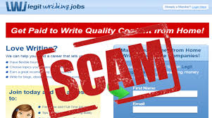 legitwritingjobs com review this site won t help you to a legit writing jobs review