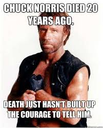 The 50 Funniest Chuck Norris Jokes of All Time | Chuck Norris ... via Relatably.com