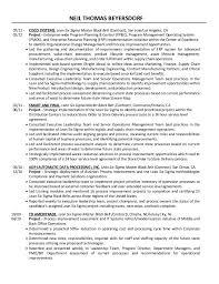 Six Sigma Consultant Cover Letter Sarahepps Com