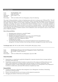 How Many Years of Experience to List on a Resume qa resume manual testing  resumes for
