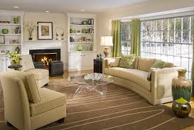 Where To Place A Rug In Your Living Room Cream Color Living Room Interior Ideas Inspiring Interior Designs