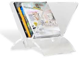 Clear Acrylic Magazine Holder Extraordinary China Side Table Clear Acrylic Magazine Rack Suppliers And Factory