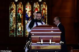 The son of rugby league legend bob fulton has described his father as his hero and best mate at a state funeral attended by media personalities, politicians and sporting elites. 1q9icrspbxvl4m