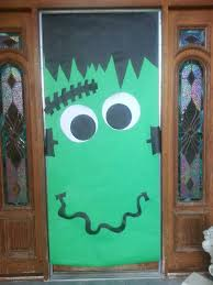 classroom door decorations for halloween. Halloween Door Decor. Classroom Decorations For I
