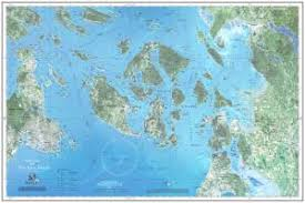 Nautical Charts San Juan Islands Wa Nautical Charts Online Chart San_juan_islands Wa San