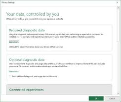Microsoft Office Example How To View Your Privacy Settings For Microsoft Office 365