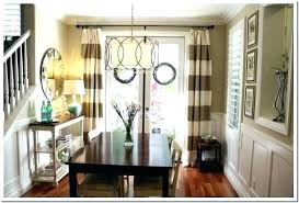 kitchen sliding glass door curtains. Kitchen Door Curtains For Sliding Glass Inspirations Patio R