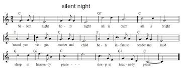 We give you a sheet of letter notes to help you learn this beautiful christmas carol. Silent Night Tin Whistle Sheet Music Irish Folk Songs