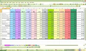 profit and loss excel spreadsheet excel spreadsheet for monthly expenses monthly expense report