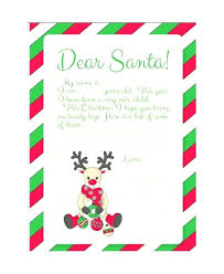 Christmas Letterhead Templates Free Word Christmas Stationery Template Free Merry Tag Letter