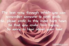 Sympathy Card Messages Beautiful Condolence Message Friend – Narrafy ...