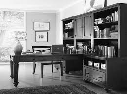 hideaway office design. furniture black and white pictures of modern home office with wooden hideaway desks cabinet design