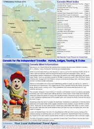 Relaxaway Holidays Canada West Travel Planner 2016 17 Pages