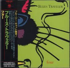 blues traveler four anese promo cd