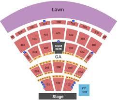 Darien Lake Performing Arts Center Seating Chart Darien Lake Performing Arts Center Tickets And Darien Lake