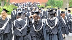 First Class Honours First Class Honours For A Quarter Of Uk Graduates Bbc News