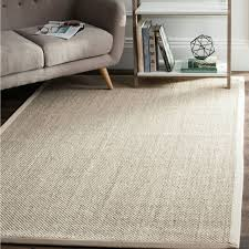 safavieh natural fiber pacific marble beige sisal rug 10 x 14