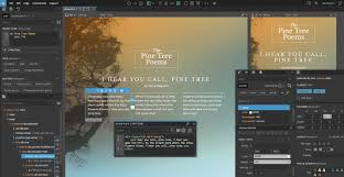 Html5 Wysiwyg Designer Pinegrow Web Editor Website Builder For Professionals