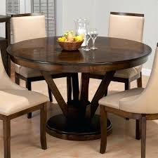 4 foot round table 4 seat round dining table set with single foot kinship expression with 4 foot round table