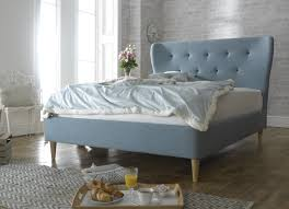 Full Upholstered Bed Frame How To Build A King Size Upholstered Bed Frame Bed Furniture