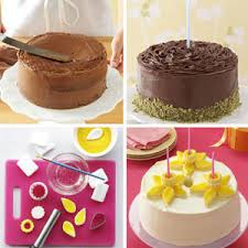 Small Picture Birthday Cakes Images Easy Birthday Cake Decorating Ideas For