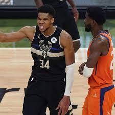 NBA finals 2021 Game 6: Phoenix Suns 98-105 Milwaukee Bucks – as it  happened | Sport