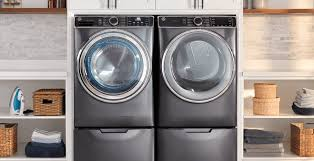 GE Appliances introduces new UltraFresh Front Load Washer | Building Design  + Construction