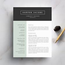 Design Resume Fonts Pelosleclaire Com
