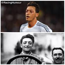 In this video i investigate the evidence for reincarnation. Racing Humour On Twitter Mesut Ozil Enzo Ferrari Resemblance Http T Co Uissajoizx