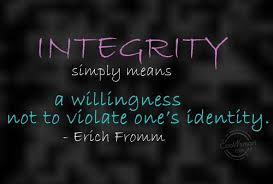 Quotes About Integrity Mesmerizing Quotes And Sayings About Integrity Images Pictures CoolNSmart