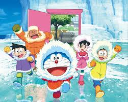 Hình ảnh Doremon Và Nobita