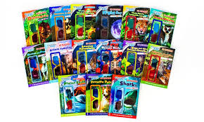 discovery kids 3d readers 15 book set