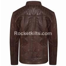 brown leather jacket brown leather jacket mens brown leather jacket las real leather