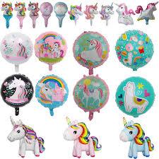 <b>6pcs</b>/<b>lot Ladybug Foil Balloons</b> Birthday Party Decorations Ladybug ...