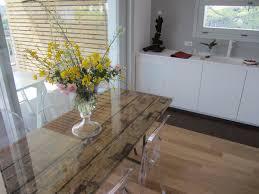 Seaseight design blog: design raw wood table. come restaurare