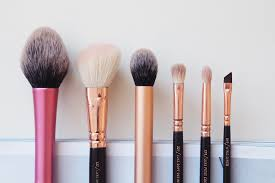 makeup brushes are the tools of the face and you re makeup is only as good as your brushes that doesn t mean you have to use the most expensive brushes in