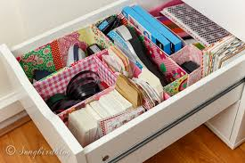office drawer dividers. office drawer organizing a diy project using old boxes free easy and so dividers i